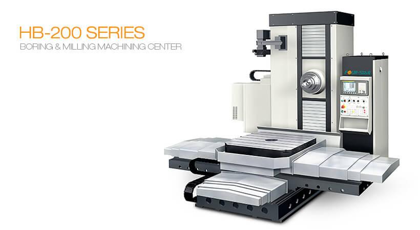 center machine